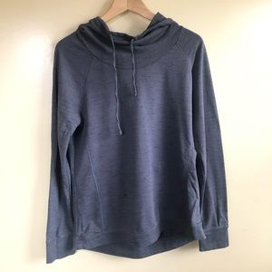 Cutter and Buck grey hoodie